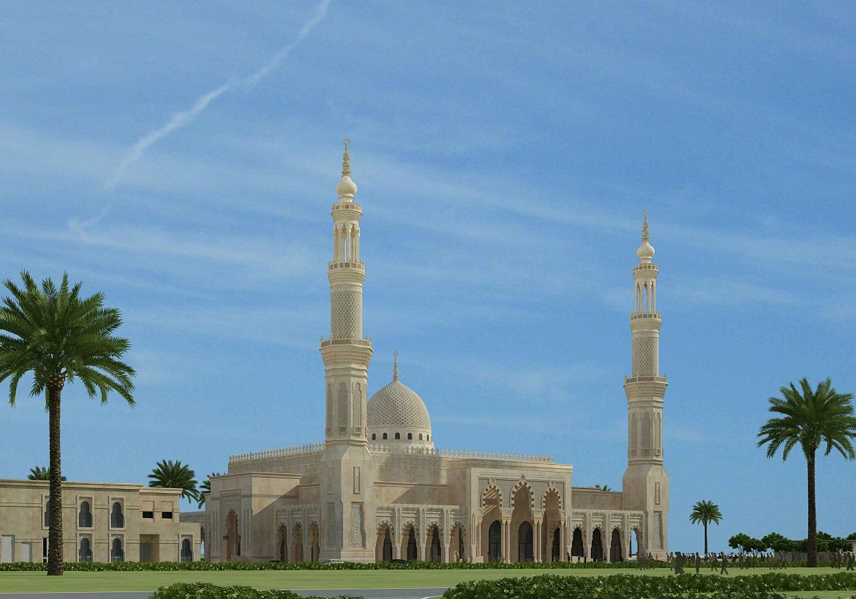 Sultan Bin Rashed Grand Mosque